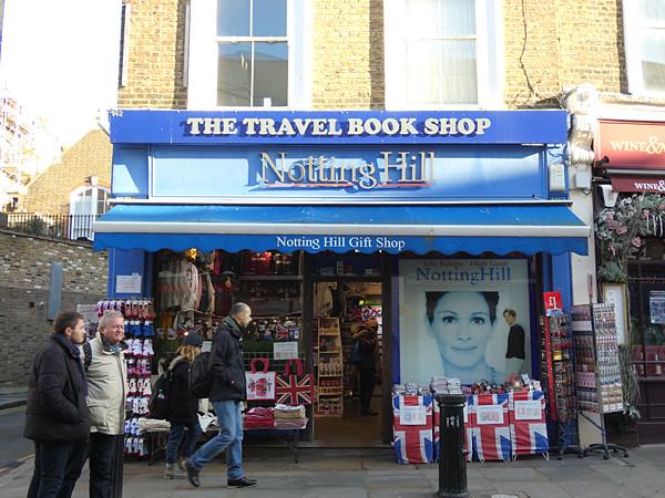 the travel bookshop