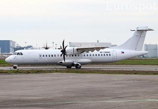RP-C6683 ATR72 Sunlight Express