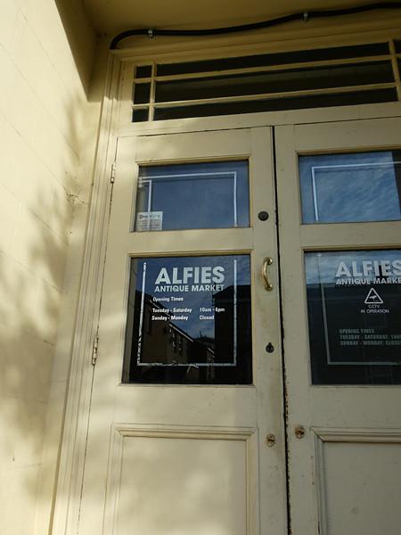 alfie's