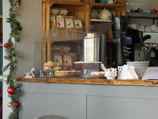 gâteaux chez Alfies