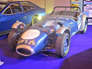 342 Marcos (Flying Sprinter) Prototype (1960)