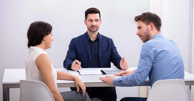 Divorce mediation is a process that helps you and your partner to settle your divorce differences in a smooth manner