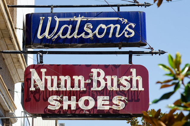 Watson's Nunn-Bush Shoes