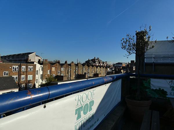 roof top kitchen