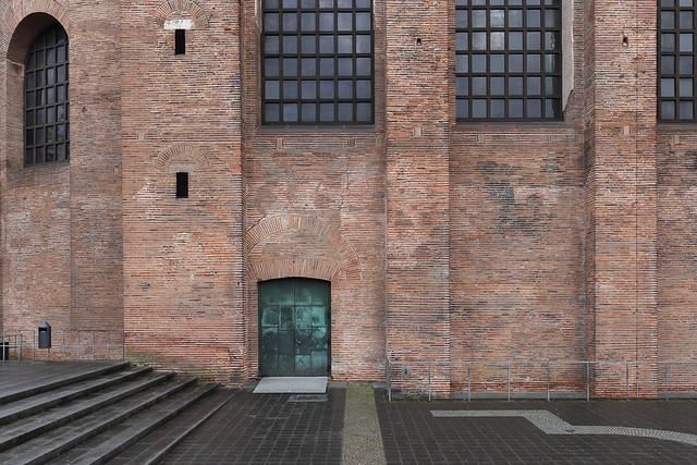 Trier - Basilica of Constantine