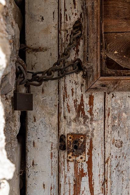 détail de porte 31
