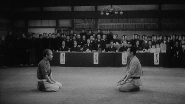sanshiro sugata - a saga do judô
