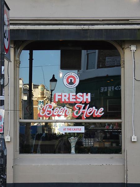fresh beer here