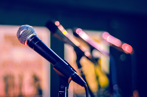 Mic Microphone Sound Check Sing Edited 2020