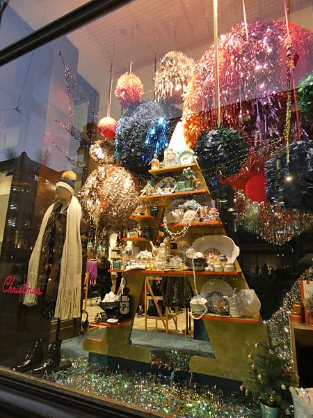 shopping de nuit sur Regent Street