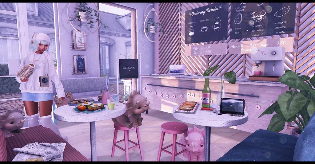 Online Cafe