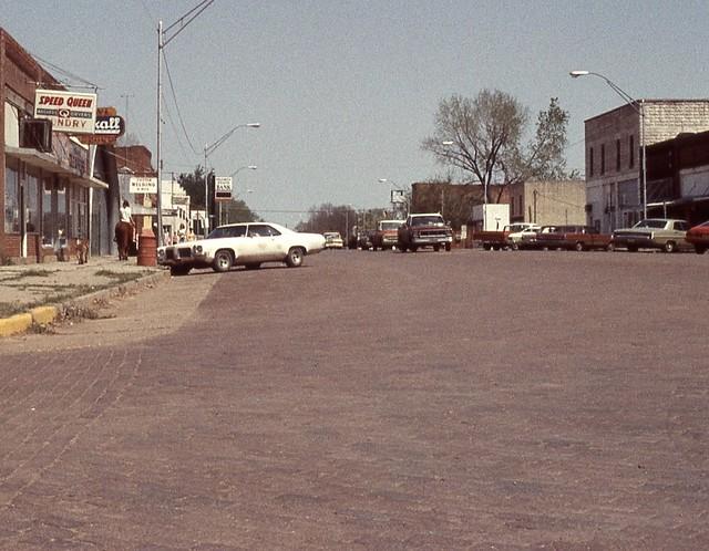 Davenport, Oklahoma, 19APR'75