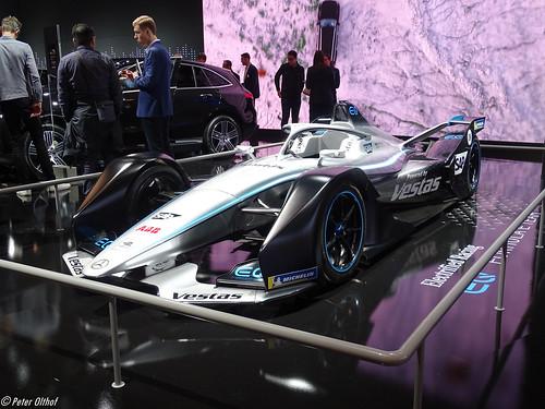 2020 Mercedes-Benz Formule E Photo
