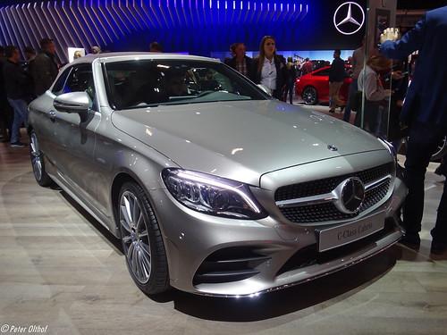 2020 Mercedes-Benz C-Klasse Cabrio Photo