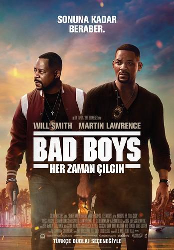 Bad Boys: Her Zaman Çılgın - Bad Boys for Life (2020)
