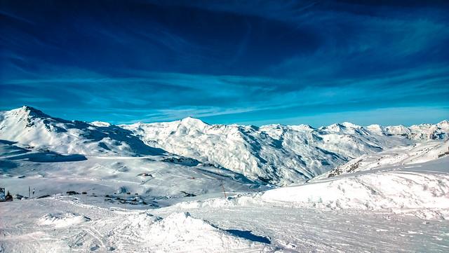 Sky in Alpes...