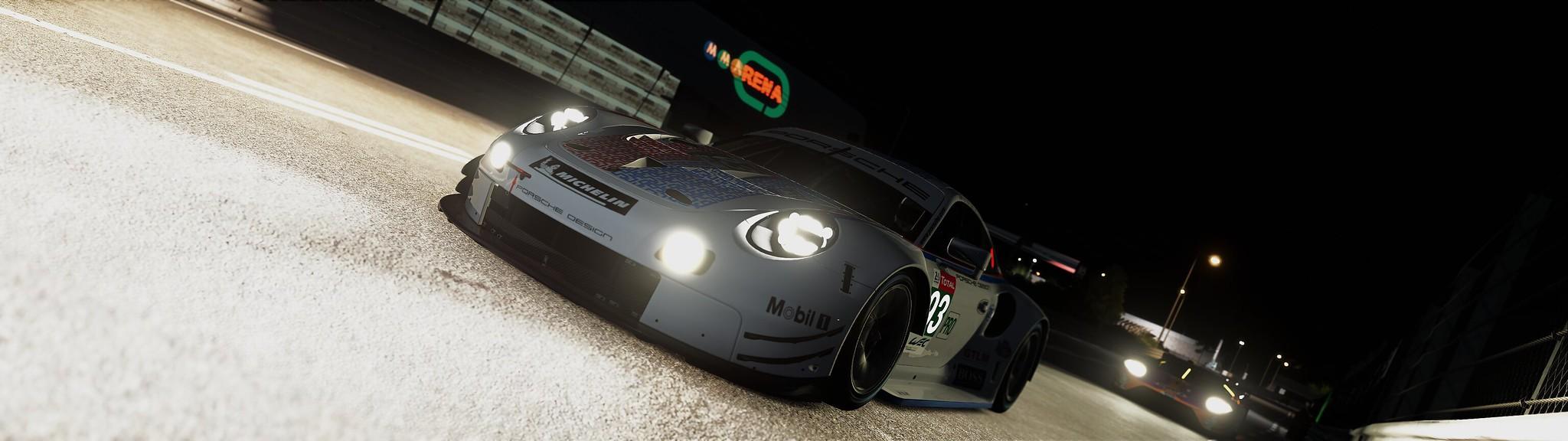Assetto Corsa - Test Setup Mod Graphic Fx & Sound (Circuit 24 Le Mans) 49415723768_a84b8d0921_k