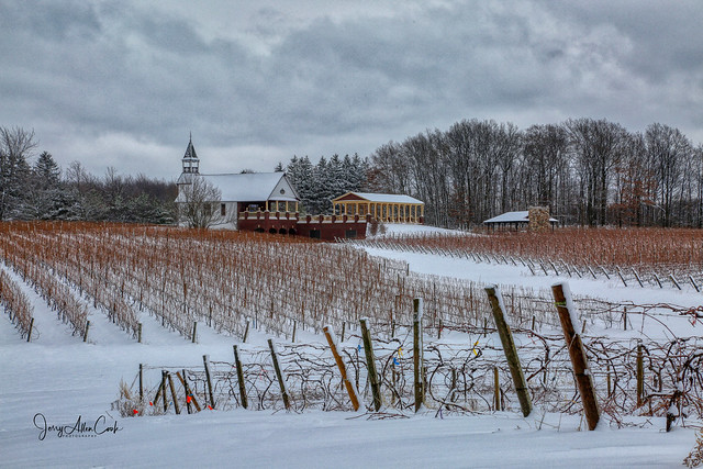 South River Winery Ashtabula County Ohio.