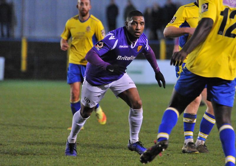 NLS: St. Albans City 1-0 Maidstone United