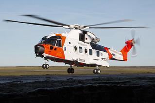 Agusta-Westland AW101 Mk612 ZZ107