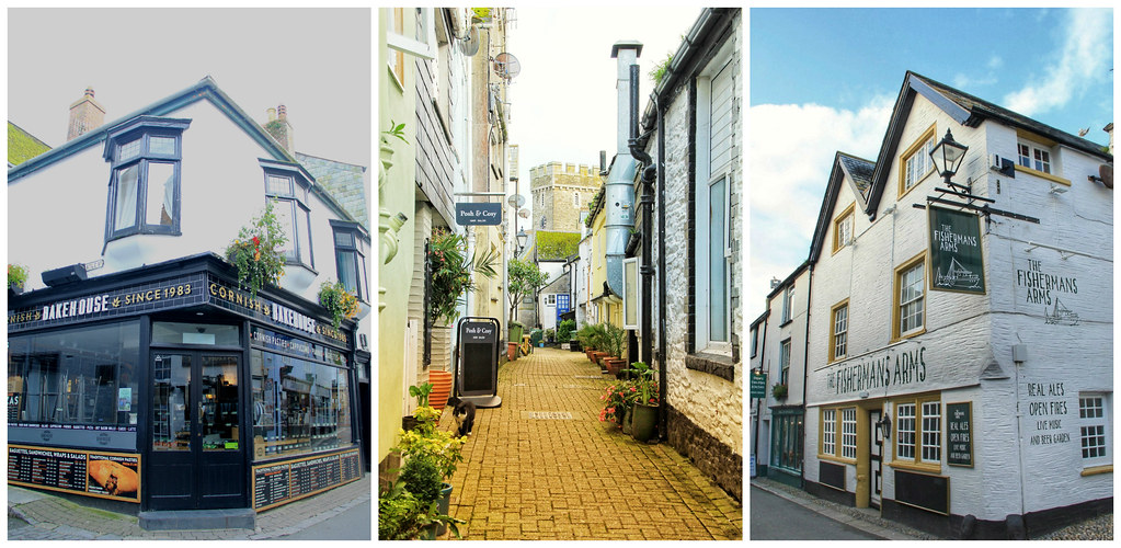 Streets of East Looe