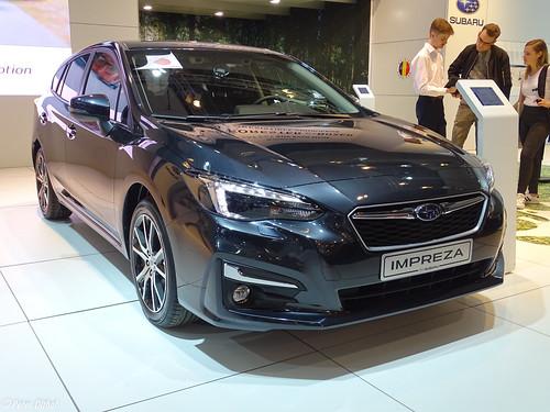 2020 Subaru Impreza Hatchback Photo