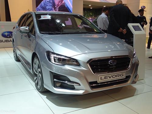 2020 Subaru Levorg Photo