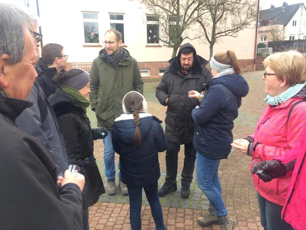 """2020 - Winterevent """"Tour de Freigericht"""""""