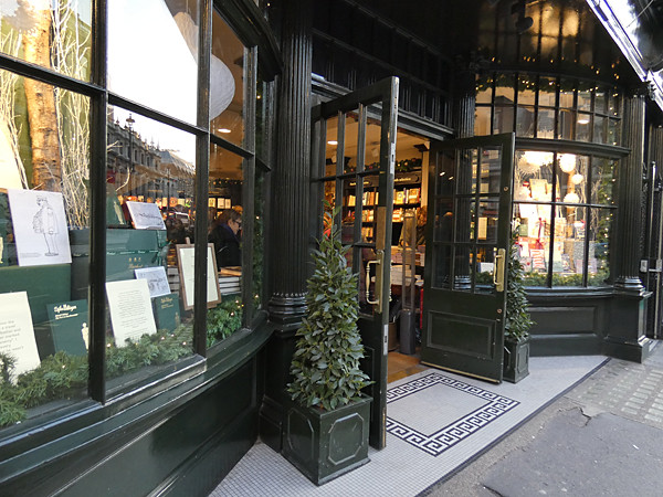 daunt bookshop
