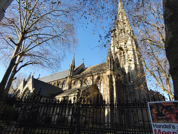 église Kensington