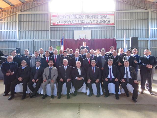 38 Asamblea Semestral Pastores Huillinco