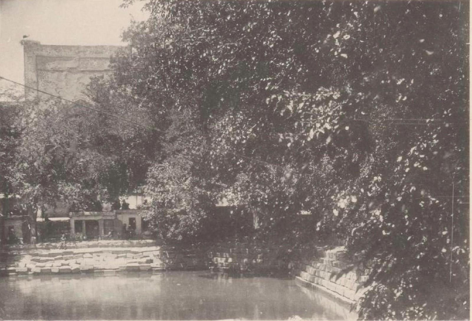 09. Бухара. Ляби-хауз, 26 мая 1898 года