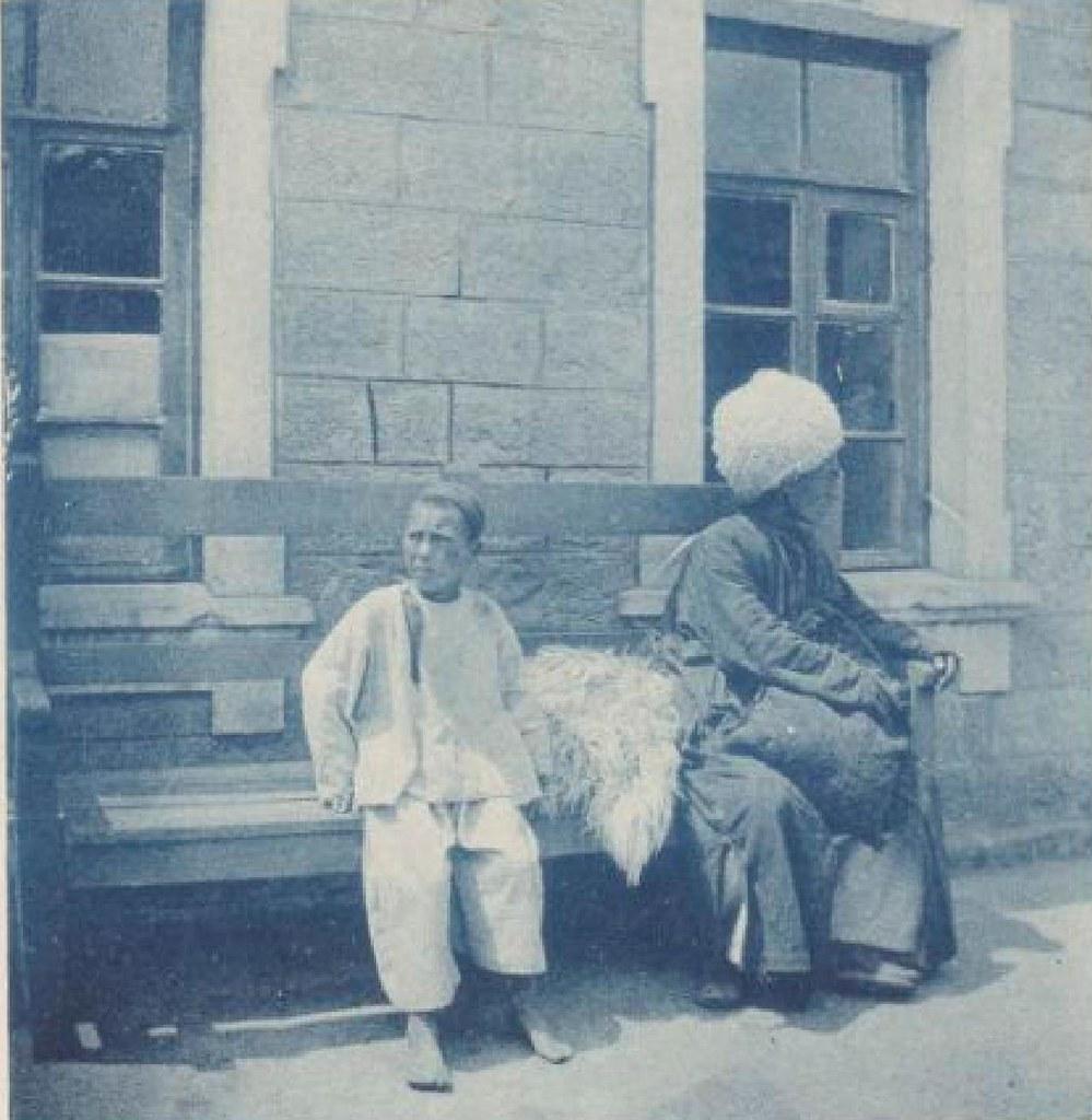 03. На вокзале Бухары. 19 мая 1898
