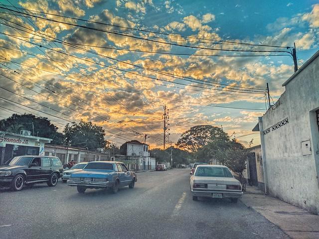 Cielo en Cabudare - Sky in Cabudare