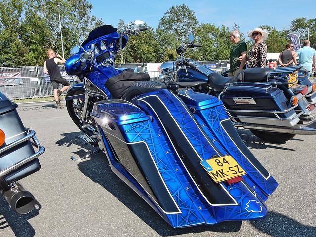 Harley-Davidson FLHX 2012 (N4299)