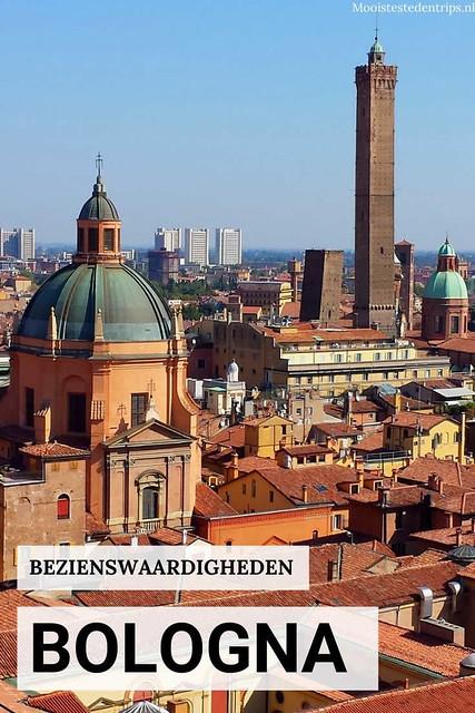 Bezienswaardigheden Bologna | Top bezienswaardigheden in Bologna, Italië