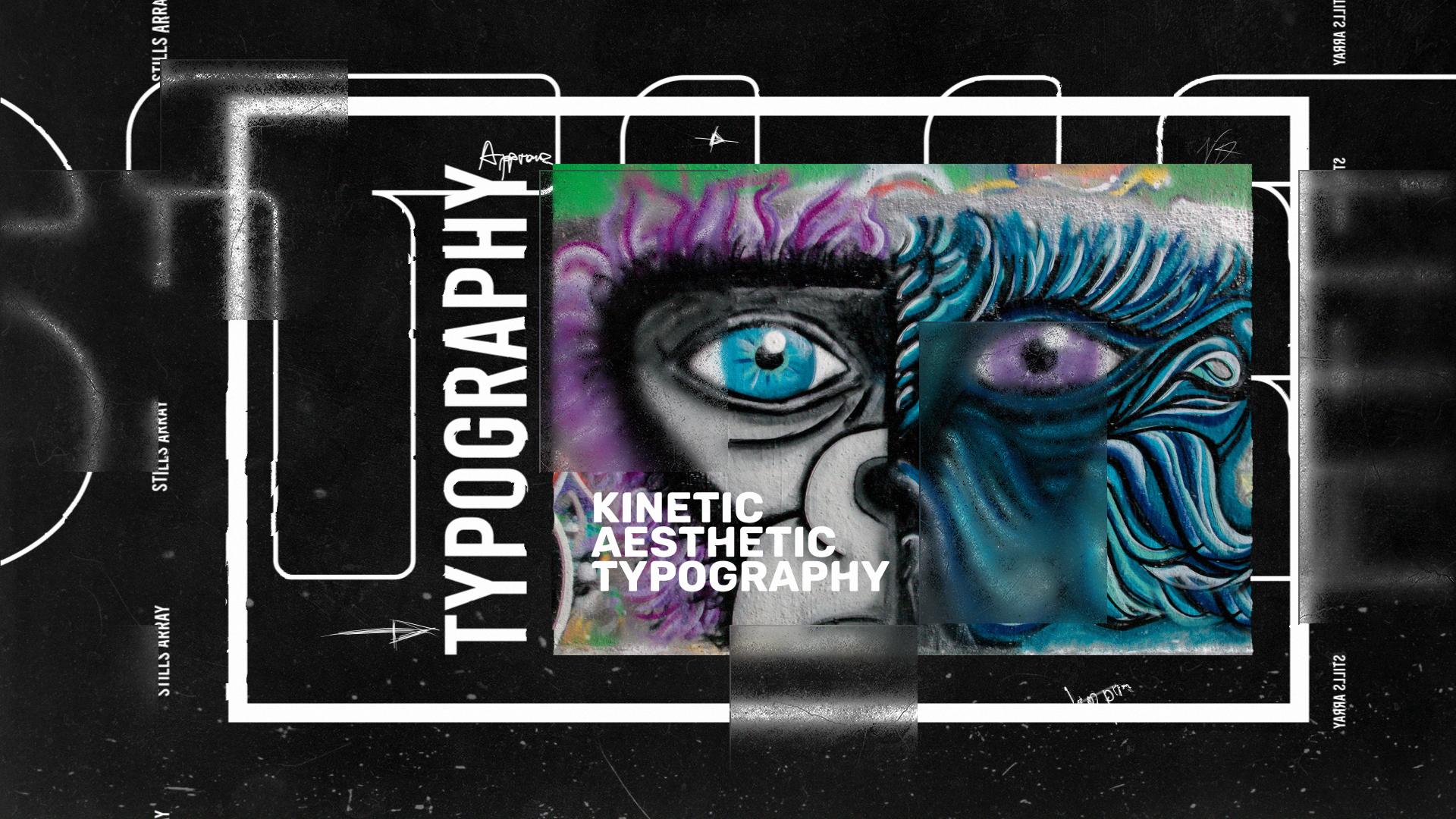 Art of The Title | Kinetic Aesthetic Typography - 6