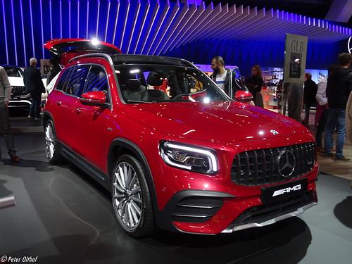 2020 Mercedes-Benz GLB Photo