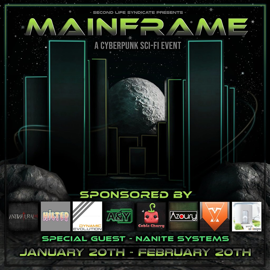 Mainframe Event is OPEN!