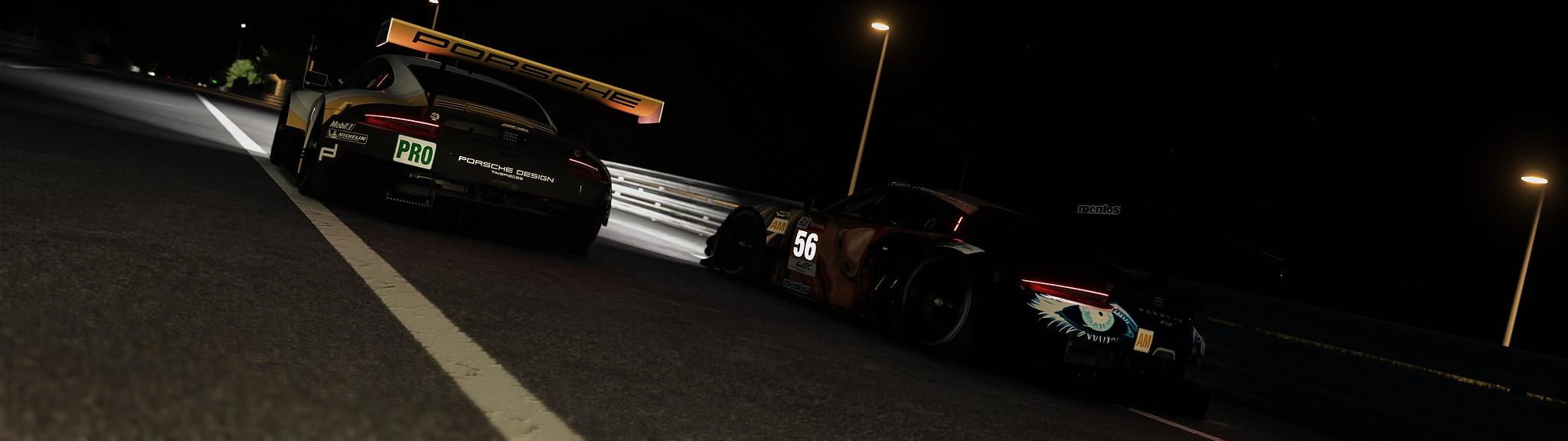 Assetto Corsa - Test Setup Mod Graphic Fx & Sound (Circuit 24 Le Mans) 49416200626_ab7a52046a_k