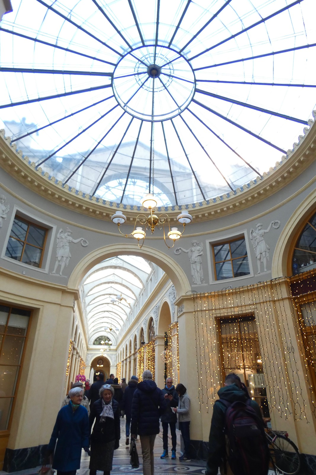 La Galerie Vivienne, Paris