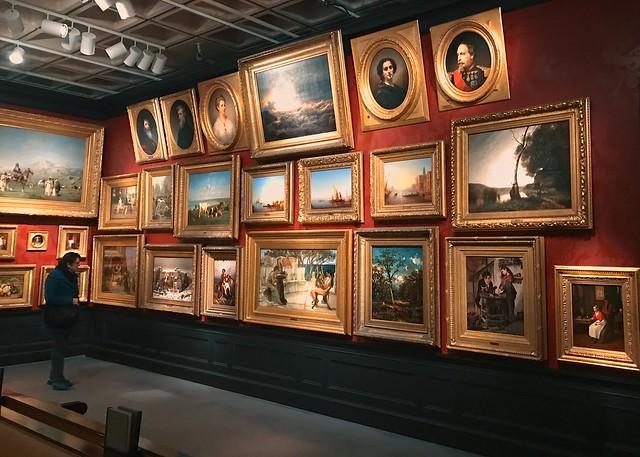Walters Art Museum, Baltimore, Maryland, December 2019