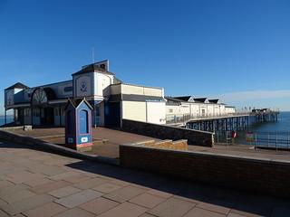 Teignmouth Grand Pier January 2020