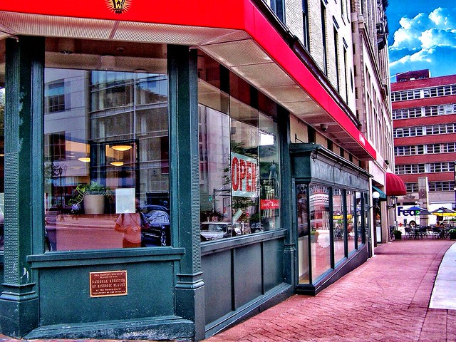 Hartford Connecticut - The Stackpole, Moore, and Tryon Building -  HIstoric