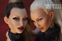 Valentina & Nadja - Inamorata OOAKs