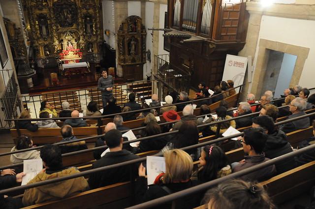 18/01/2020 - Sábados de la Saleta - El órgano de San Torcuato