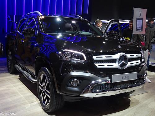 2020 Mercedes-Benz X-Klasse Photo