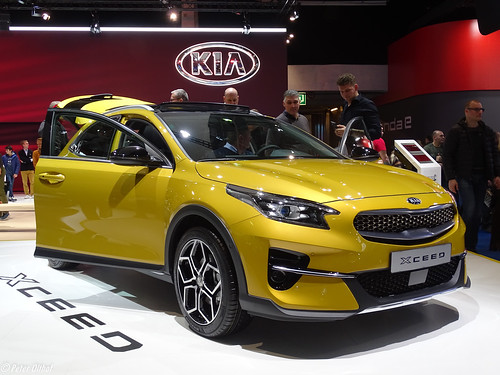 2020 KIA Xceed Photo