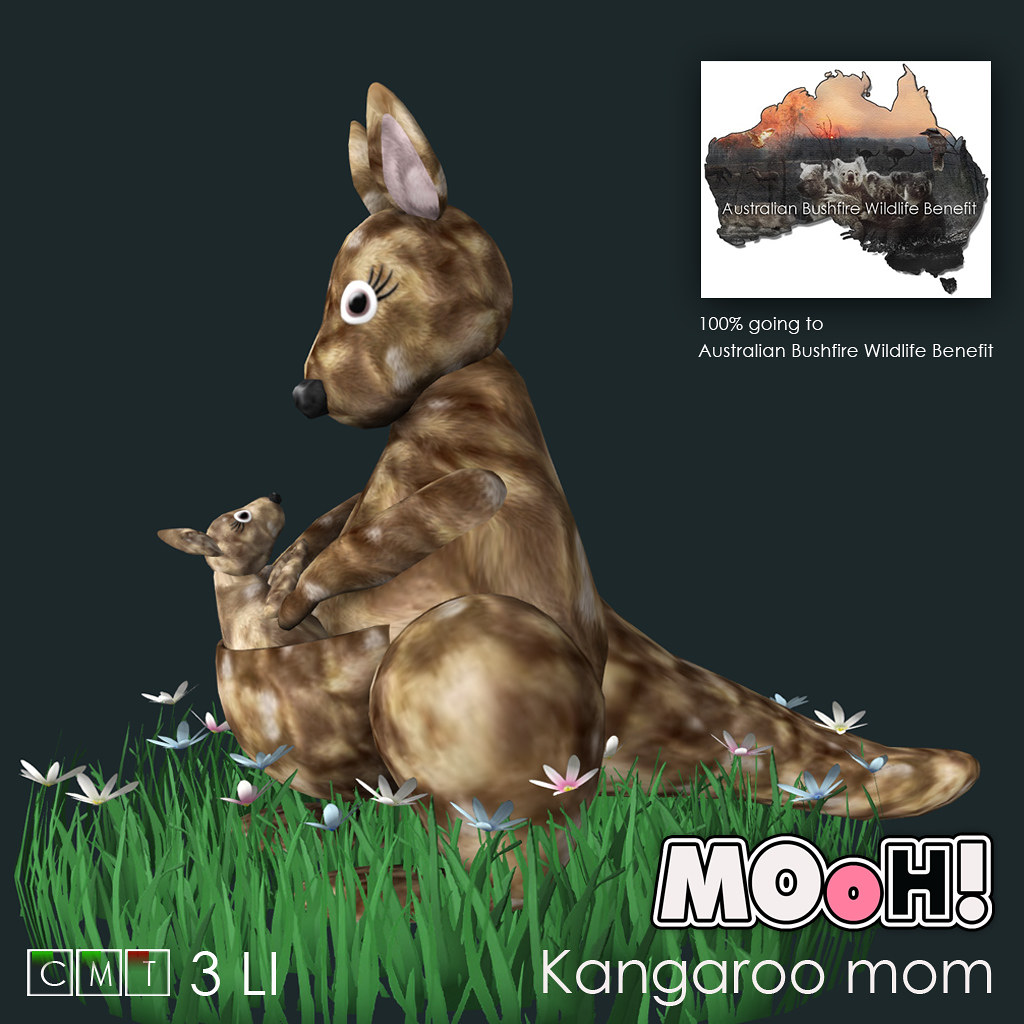 MOoH! Kangaroo mom