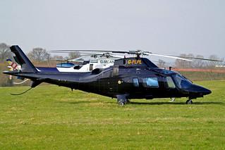 G-PLPL   Agusta A.109E Power Elite [11168] (Iceland Foods Ltd) Cheltenham Racecourse~G 17/03/2011